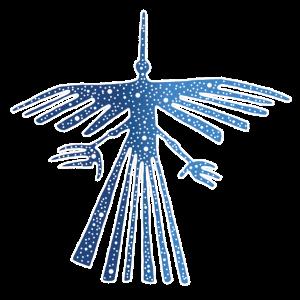 Tier, Vogel von Nazca
