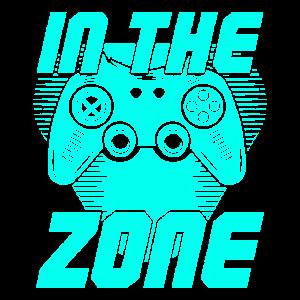 In The Zone Gamer Fan Gift