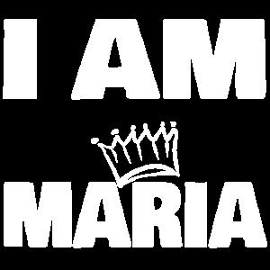 Maria Name
