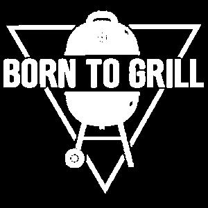 Born to Grill BBQ Geschenk