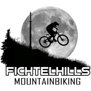 fichtelhills mountainbiking Night ride Ochsenkopf