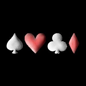 Pik, Herz, Kreuz, Karo