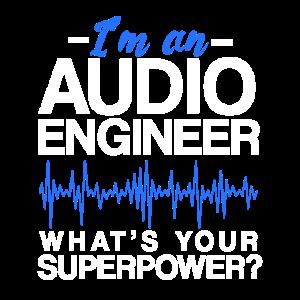tontechniker ton ingenier sound engineer Audio Eng