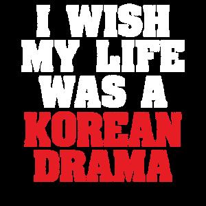 Lustiges koreanisches Drama-Liebhaber-Geschenk