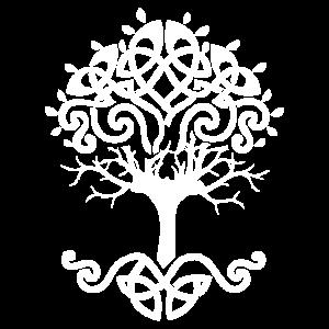 Keltische Symbole Lebensbaum Geschenkidee