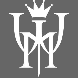 Logo MW białe