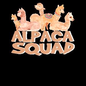 Alpaka Squad