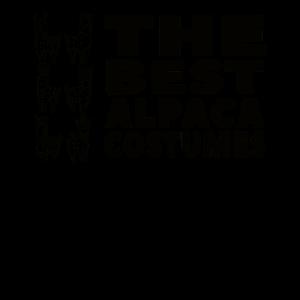 Alpaka Kostüm