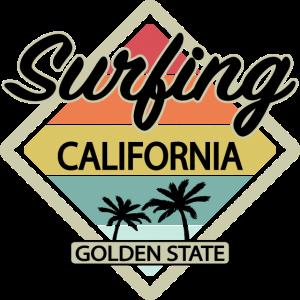 Surfing California Surfen