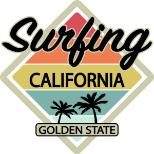 Surfing California Surfen Surfer