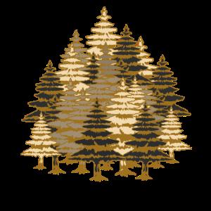 Wildnis Wald Natur Bäume