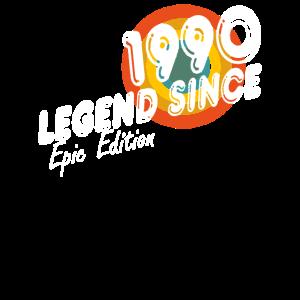 Legende seit 1990 Epic Edition 31. Geburtstagsgeschenke