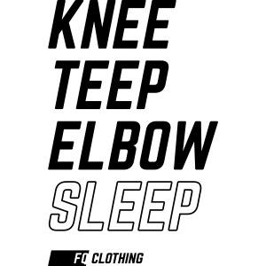 Knee, Teep, Elbow, Sleep