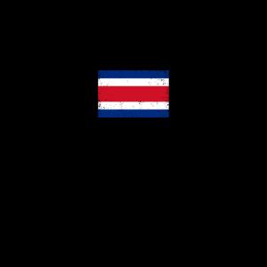 Costa Rica Fahne Flagge Lateinamerika