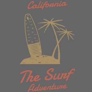 California - The Surf Adventure
