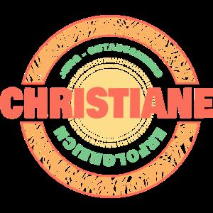 Jung Gutaussehend Erfolgreich Christiane