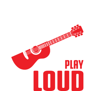 Musik SHIRT - Life is short play it loud