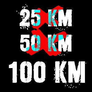 100 km Wandern Laufen