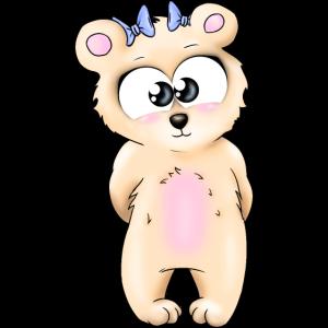 Moune der kleine Eisbär