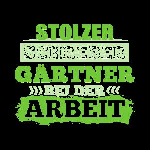 Schrebergarten Gärtner
