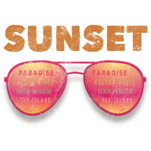 Sonnenbrille Sommer Urlaub Reisen