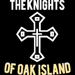 OAK ISLAND / TREASURE HUNTING: Team Templar