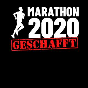 Marathon 2020 Geschenk
