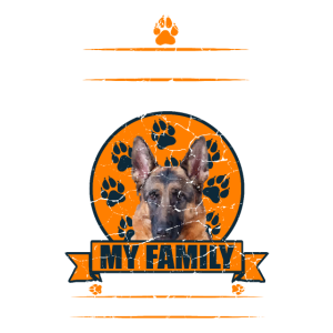 German Shepherd Haustier-Liebhaber oder Hundetrain