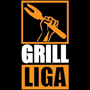 Grill Liga grillen BBQ Grillsaison Grillmeister