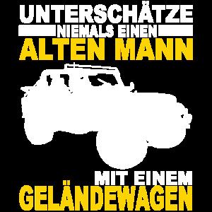 Offroad Geländewagen Pickup Jeep Gelände
