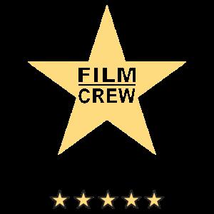Film Crew Stern Geschenkidee