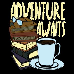Bücher Lesen Abenteuer Buch Lesebuch Roman