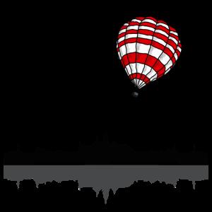 Heissluftballon, Skyline