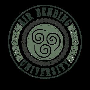 Air bending university