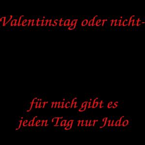 Valentinstag oder nicht