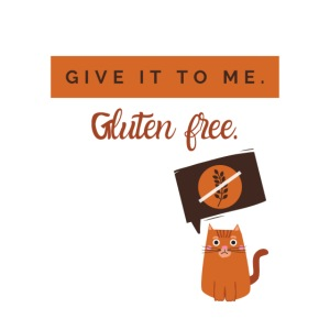 Give it to me Gluten free