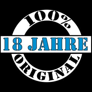 18 Jahre 100 Original .../+