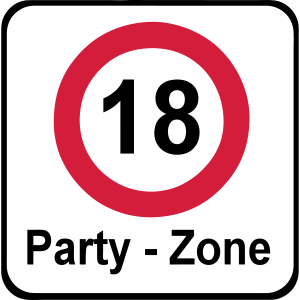 18 Party Zone ...+