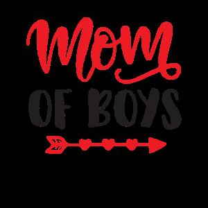 Mutter von Jungs