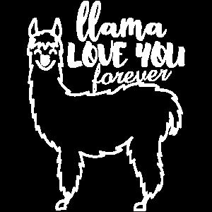 Lama liebe dich für immer
