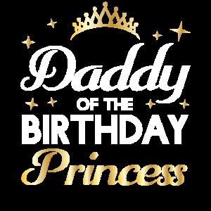 DADDY der Geburtstag Prinzessin - für Vater