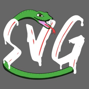 Savage Snake White