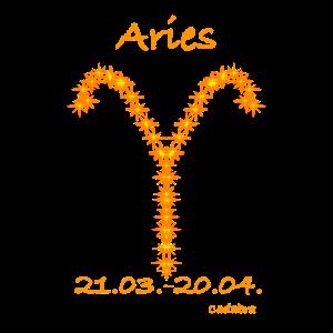 ARIES - Widder Symbol - Sternbild