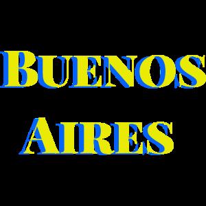 Buenos Aires Stadt in Argentinien