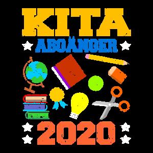 Kita Abgänger 2020 Kindergartenkind Kindergarten
