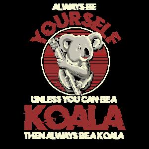 Koala Tiere Tier