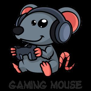 Gaming Maus Wortspiel