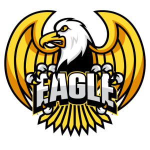 Paintball Eagle Gold