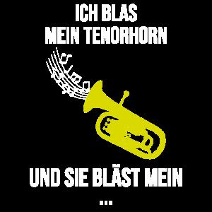 Tenorhorn Blasmusik Orchester Blaskapelle Musiker