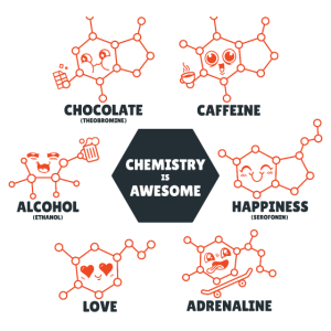 Die Chemie ist großartig